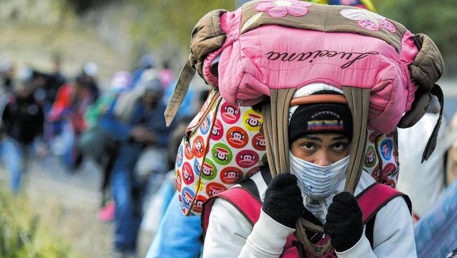 Migrante venezolana.jpg