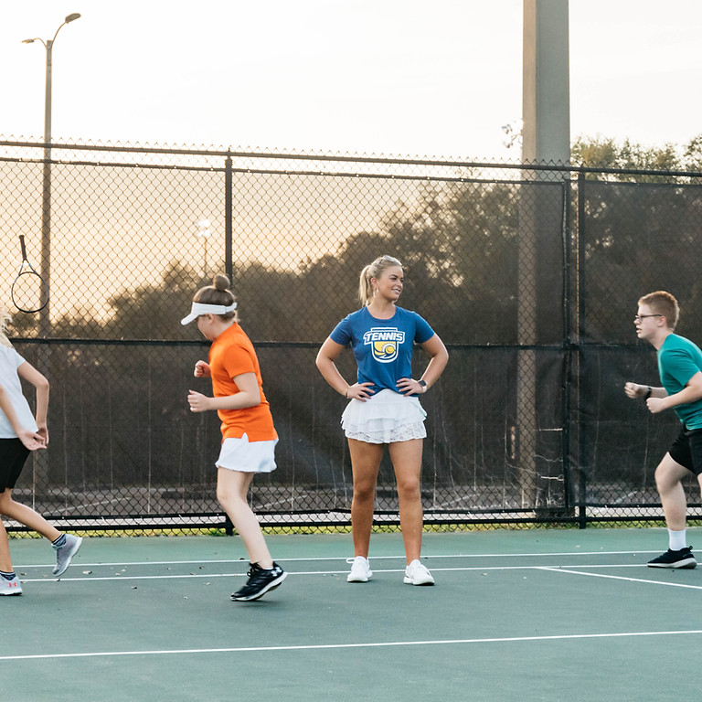 2021 Clermont Youth Tennis Program