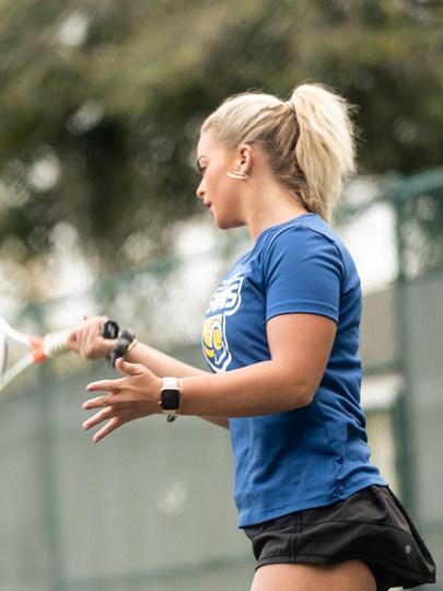 Tennis Hitting Lessons