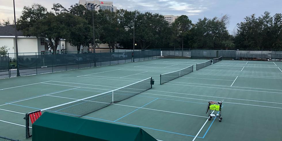 Sheraton Resort Tennis-Lake Buena Vista