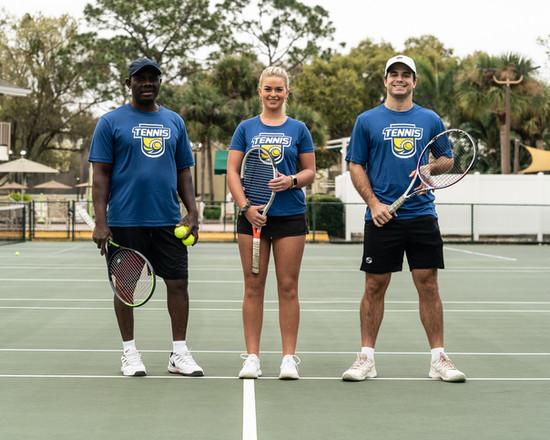 Sheraton MG Tennis Tennis Staff