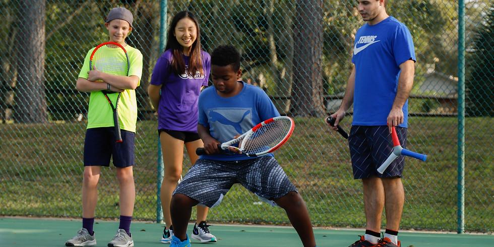 Clermont Tennis Summer Camp