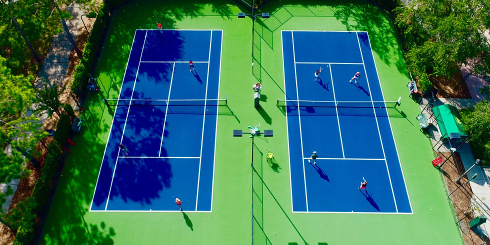 Fall Mixed Doubles Tournament