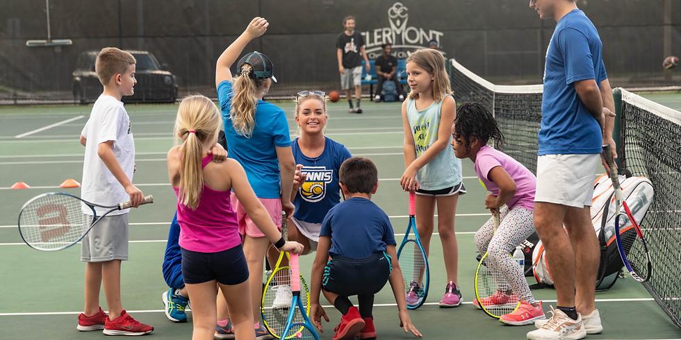 2021 Clermont Tennis Summer Camp