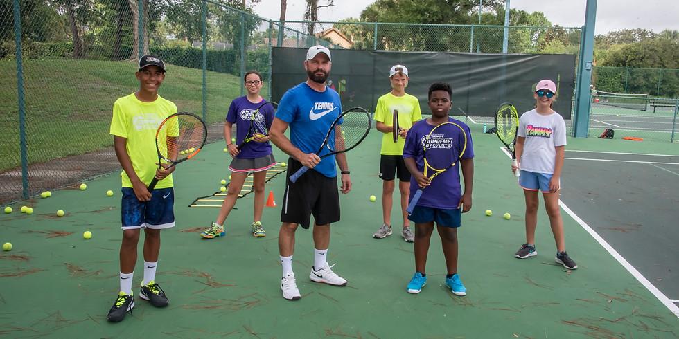 2020 MG Tennis Youth Summer Tennis Camp