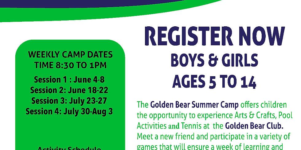 GBC SUMMER CAMP 2018