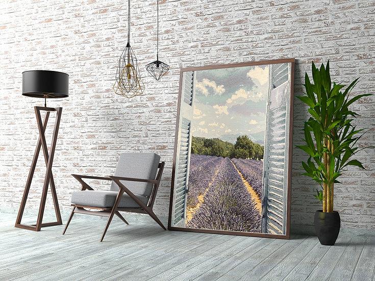 Provence - 153x137
