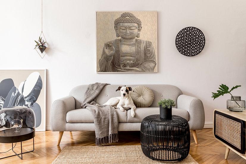 Buddha 137x153