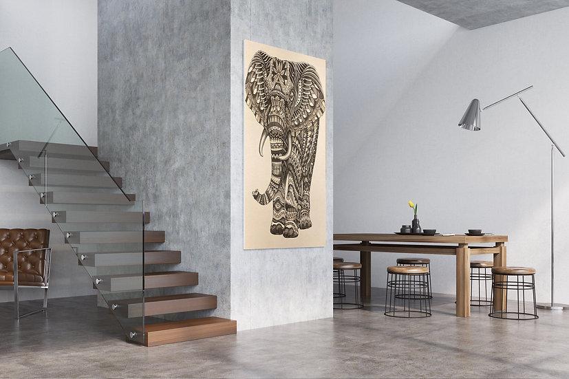 Elephant - 186x137