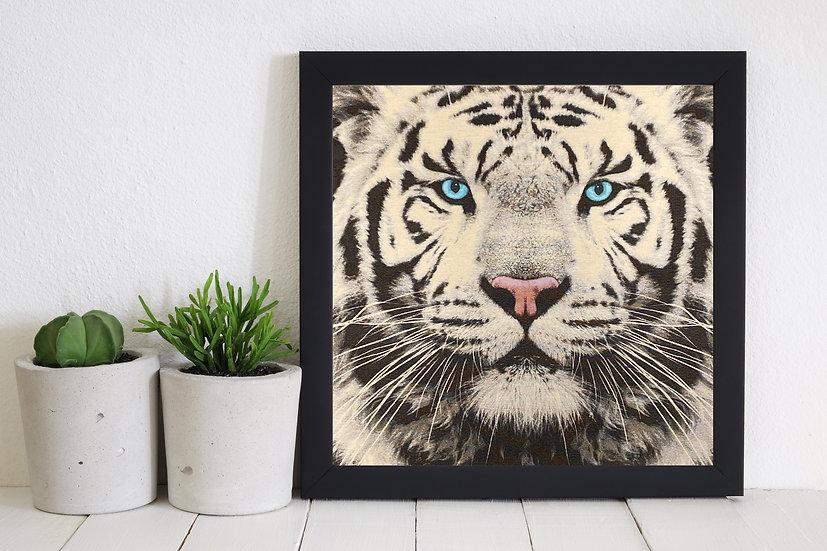 White Tiger - 68x68