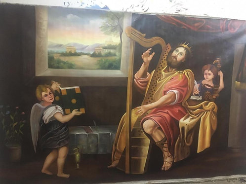 St. Verena Church King David
