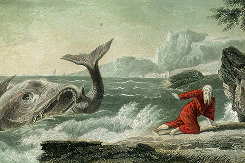 Seasonal Icons - Jonah the prophet