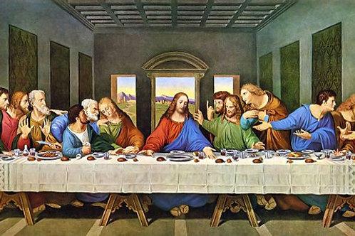 Seasonal Icons - The Last Supper