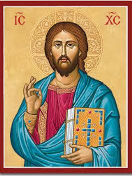 Chapel Jesus Icon