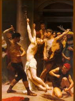 Chapel Scourging Picture on the Wall