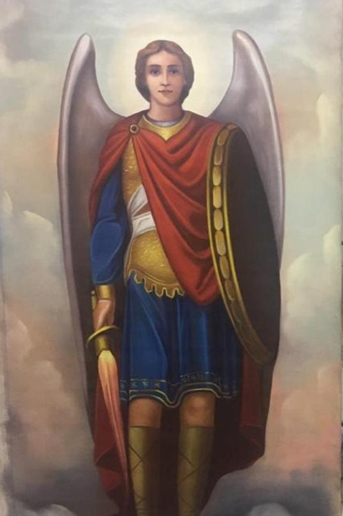 St. Verena Church Archangel Michael Icon