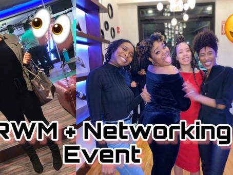 GRWM + Networking Event