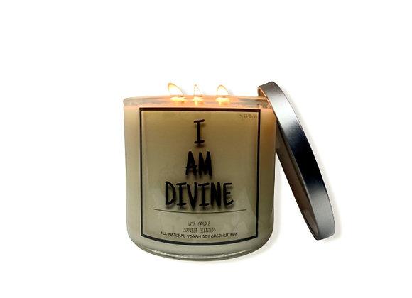 Divine Candle (Vanilla)