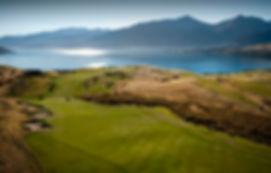 golf course queenstown