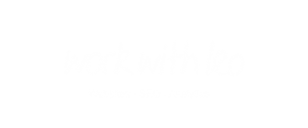 logo work with leo websites seo analytic