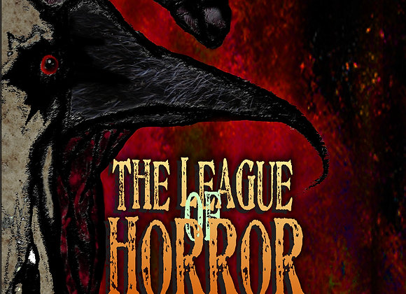 "The League of Horror: CHAPTER 1: ""PERVERTED"" (English Edition)"