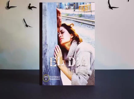 Tintero Publishing hace la recomendación mensual de lectura. #Eldía de nuestro querido #TaoMijares.