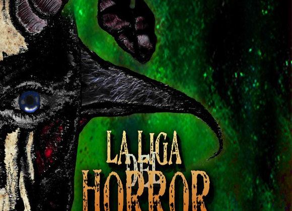 "La Liga del Horror: CAPÍTULO 2: ""PERVERSA"" (Spanish Edition)"