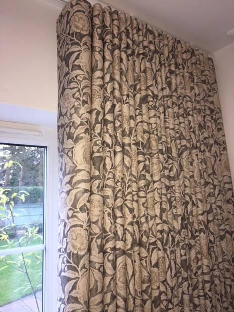 Wave Curtain in Maidenhead