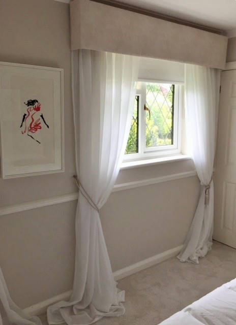 Voile Curtains in Buckinghamshire