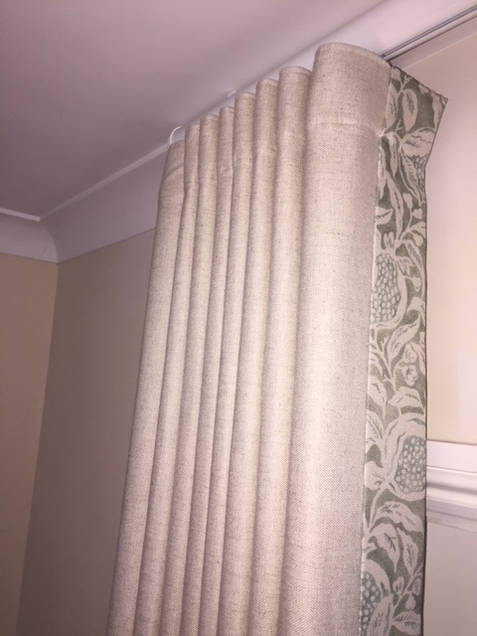 Wave Curtains in Maidenhead