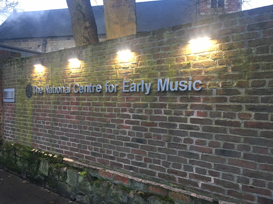 Far and Near records at National Centre for Early Music