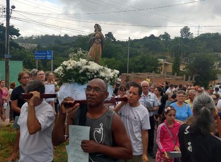 Santuário Mãe de Deus recebeu a 32ª Romaria dedicada à padroeira de Porto Alegre
