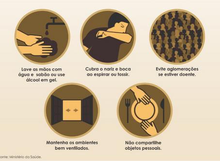 Prevenção: Arquidiocese de Porto Alegre amplia orientações para evitar disseminação do novo coronaví