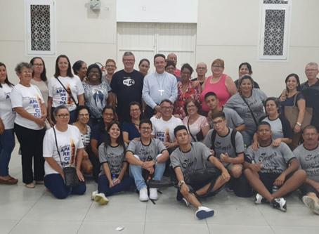 Vicariato de Canoas inicia Retiro Espiritual de Quaresma, com pregação de Dom Leomar Brustolin