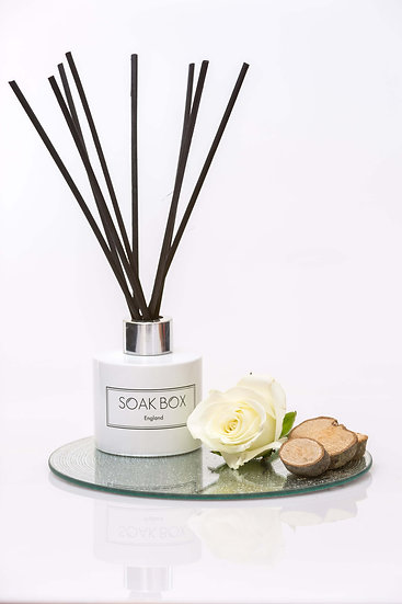 Luxury Reed Diffuser - Rose and Sandalwood