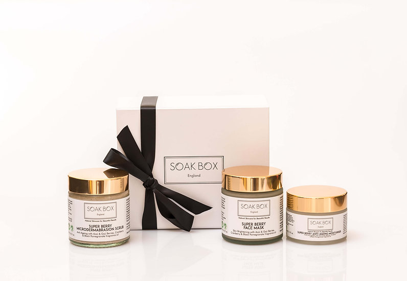 Super Berry Anti-Ageing Facial Care Collection