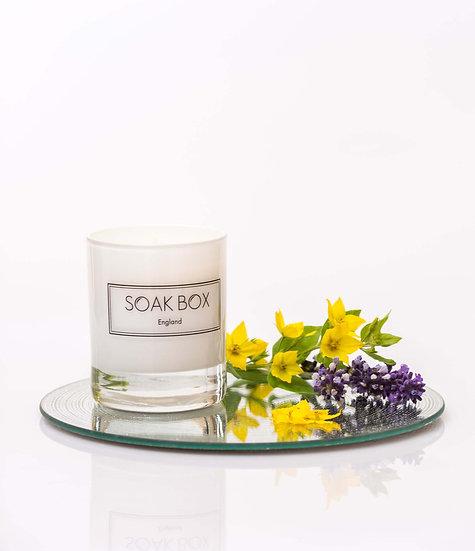 Ylang Ylang and Lavender Naturally Scented Candle