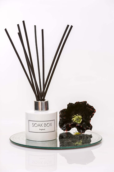 Luxury Reed Diffuser - Black Poppy