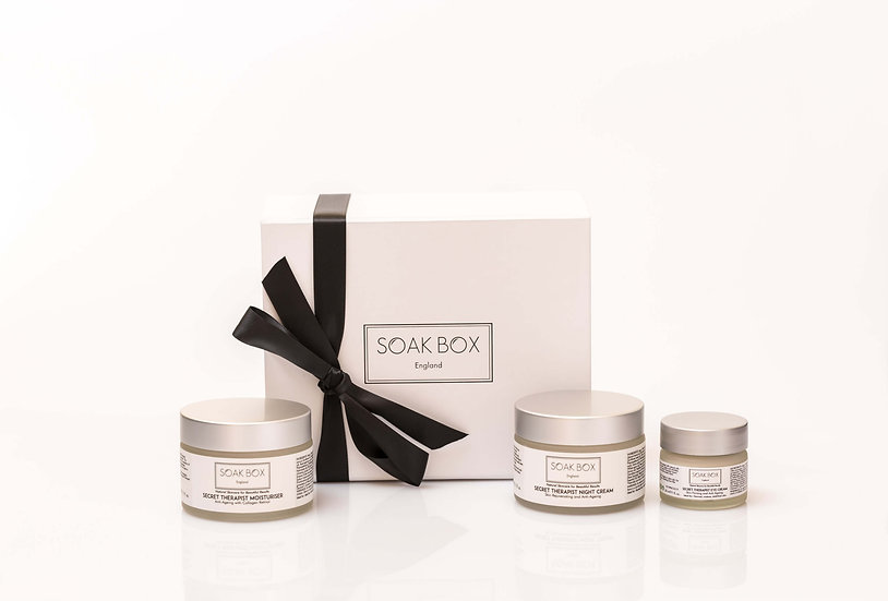 Secret Therapist Blend Anti-Ageing Facial Care Collection