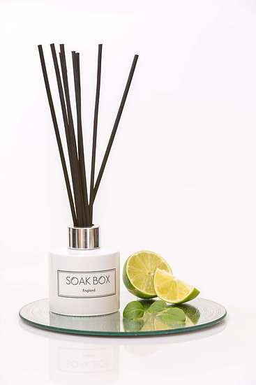 Luxury Reed Diffuser - Lime, Basil & Pomelo