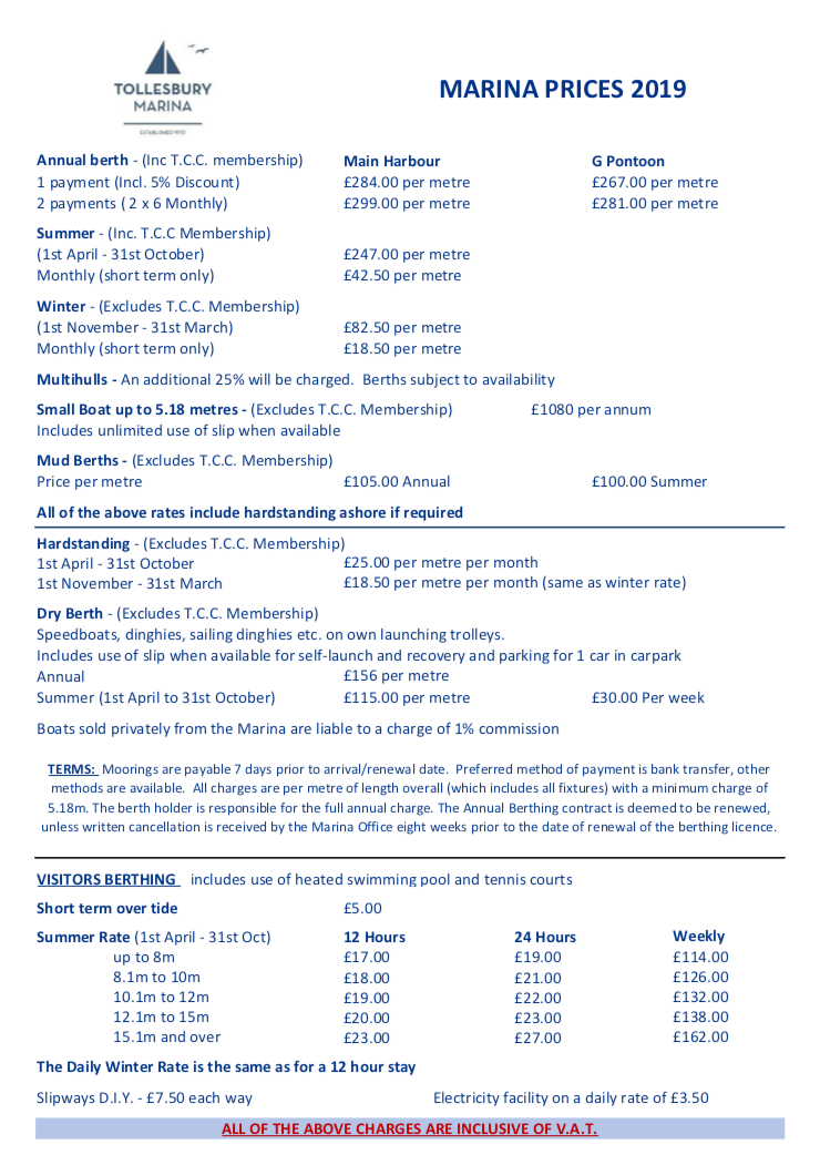 Marina Berthing Rates 2019.png