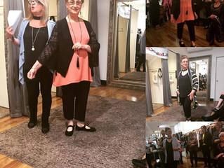 Fashion Show raising fund for us!