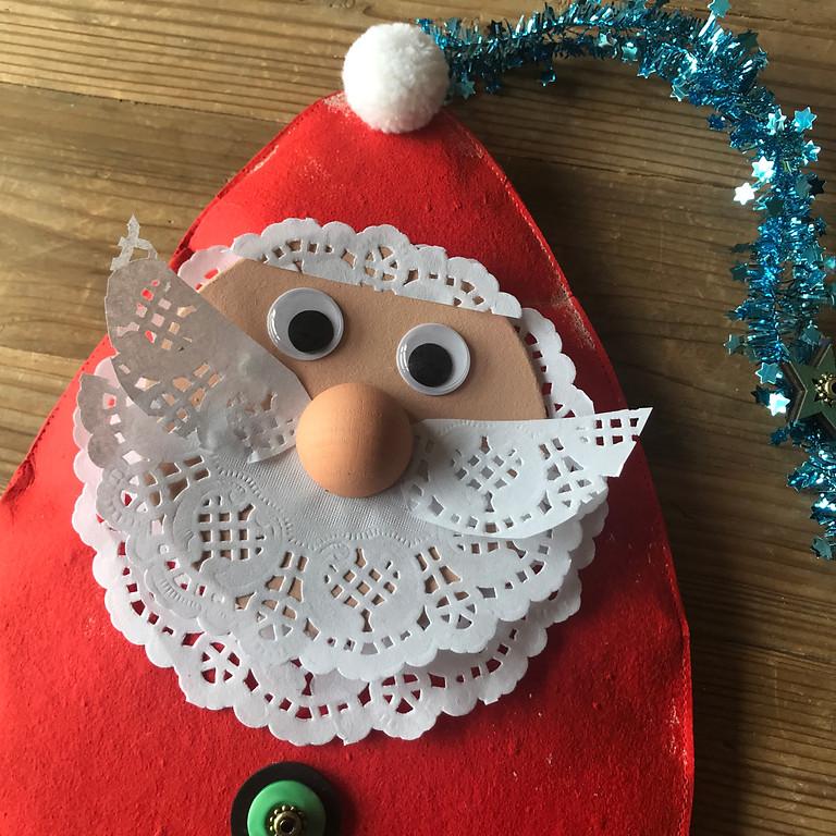 Ein ganz verrückter Nikolaustag - Bildergeschichte und Samichlous basteln