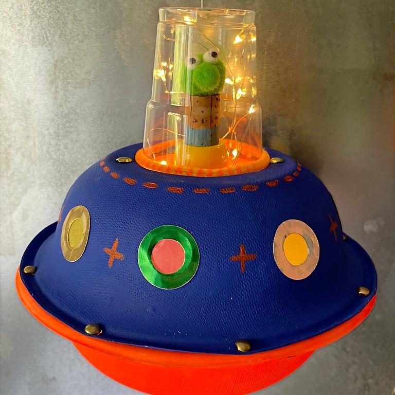 Ufo Laterne