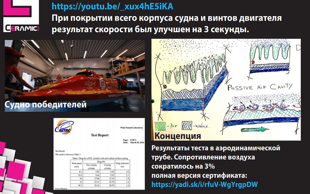 Защита корпуса яхты, катера в Казани