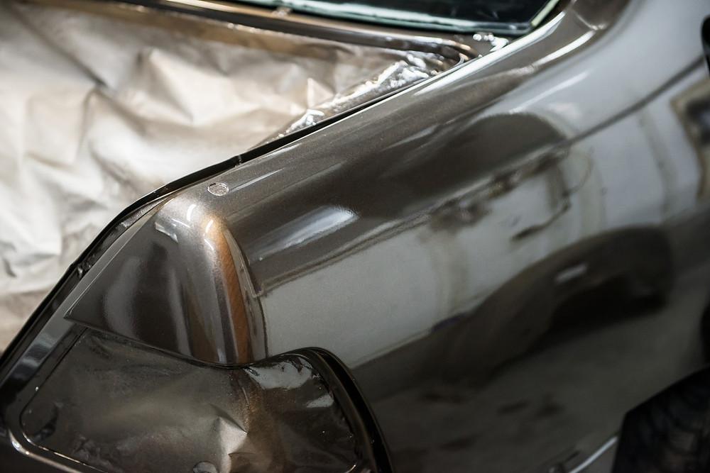 Кузовной ремонт и восстановление автомобилей в Казани.