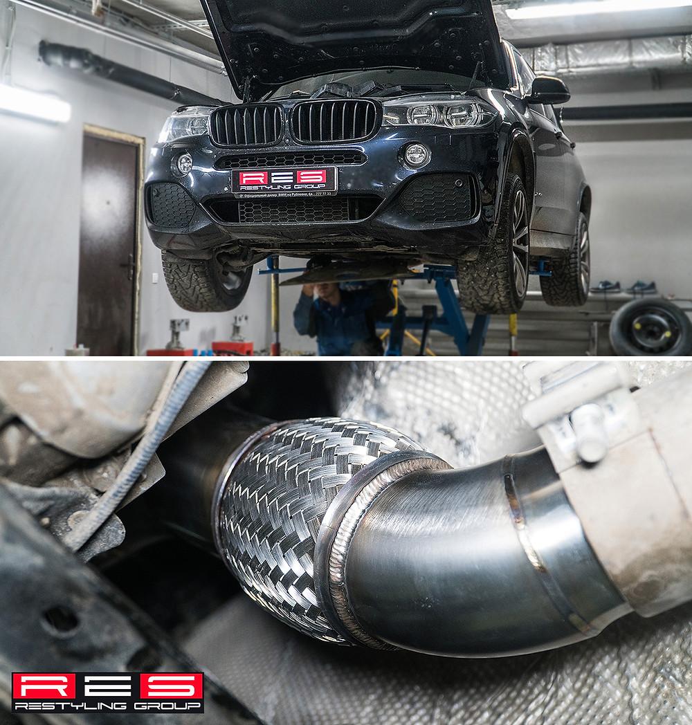 Тюнинг двигателя в Казани от компании Моренди