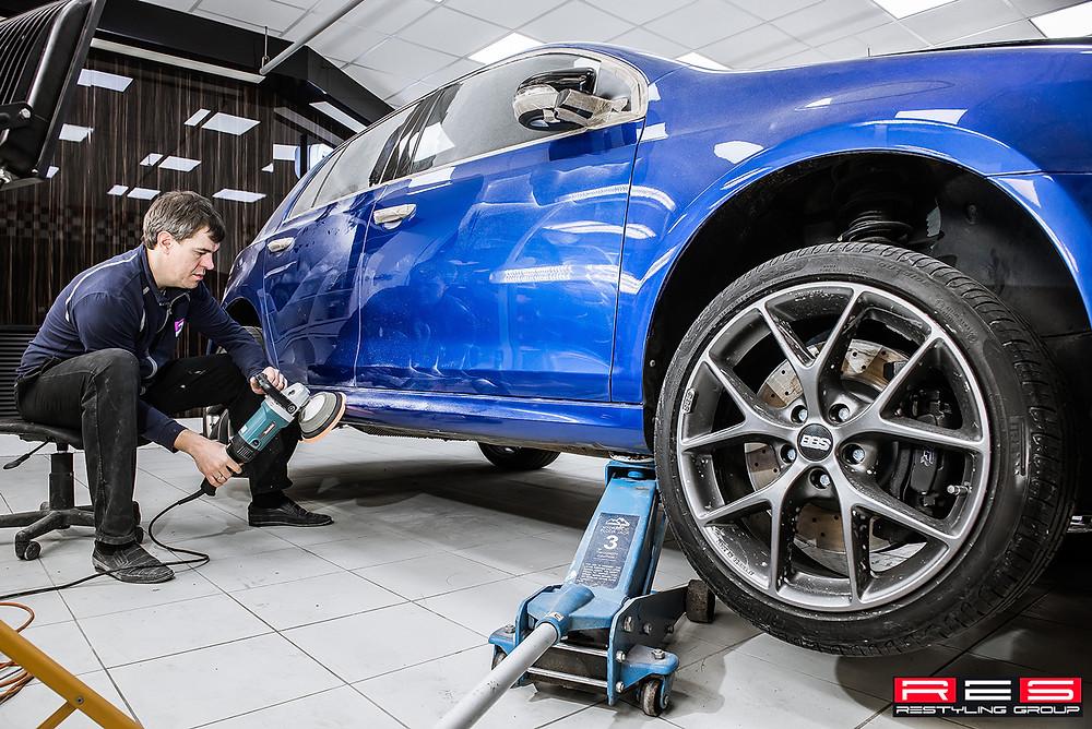 Кузовной ремонт Казань