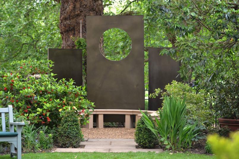 JMA Garden Design - Royal Overseas Leagu