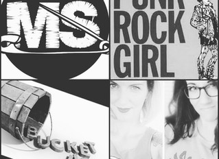 Punk Rock Girl Bucket List